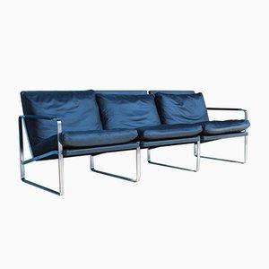3-Sitzer Sofa von Preben Fabricius & Jørgen Kastholm für Walter Knoll, 1970er
