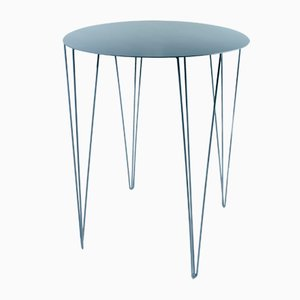 Chele Bistro Table in Medium Blue by Antonino Sciortino for Atipico