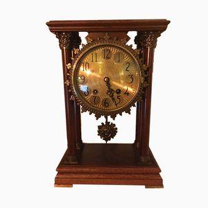 Niederländische Mid-Century Uhr