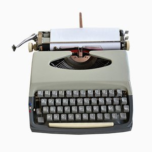 Model 1534 Travel Typewriter from Consul, 1960s