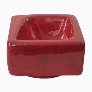Cuenco o Vide Poche de cerámica vintage de Cloutier