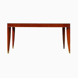 Art Deco Belgian Dining Table from De Coene, 1930s