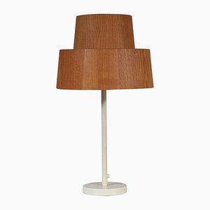 Lámpara de mesa Mid-Century de Hans-Agne Jakobsson para AB Markaryd, años 60
