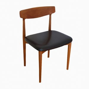 Model 532 Chair by Knud Færch for Slagelse Møbelværk, 1950s