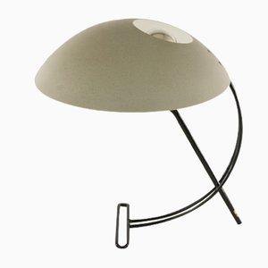 Lampada da tavolo NB 100 grigia di Louis Kalff per Philips, anni '60