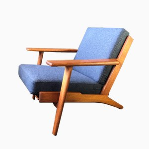 GE290 Lounge Chair by Hans J. Wegner for Getama, 1950s