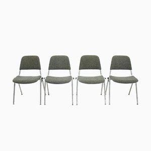Vintage Stühle von Don Albinson für Knoll, 4er Set