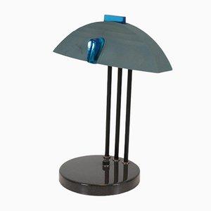 Lámpara de mesa estilo Memphis, años 80
