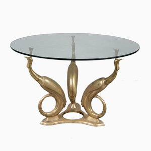 French Luxury Dining Table, 1970s