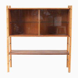 Mueble de haya y nogal de William Watting, años 50