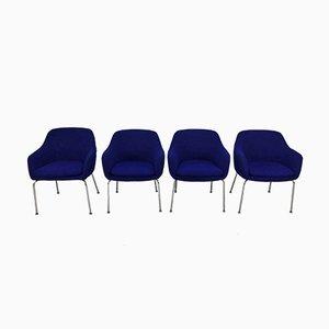 Esszimmerstühle von Artifort, 1960er, 4er Set