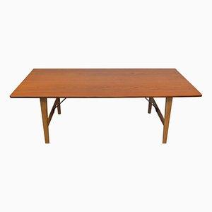 Table de Salle à Manger Basse Modèle 281 Mid-Century par Børge Mogensen pour Fredericia