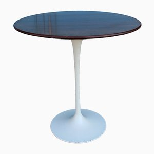 Round Tulip Side Table by Eero Saarinen for Knoll International, 1970s