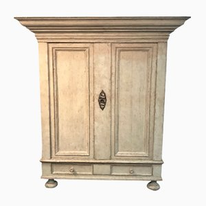 Antiker Barocker Armoire, 1790er