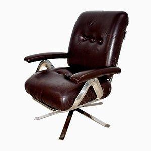 Butaca reclinable, años 70