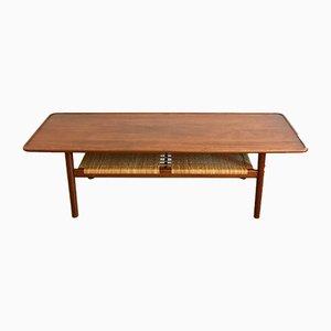 Tavolino AT-10 di HansJ. Wegner per Andreas Tuck, anni '50
