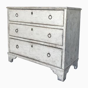 Antique Swedish Chest of Drawers, 1840s