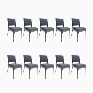 Dining Chairs from AF, 1950s, Set of 10
