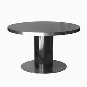 Italian Dining Table by Willy Rizzo, 1960s