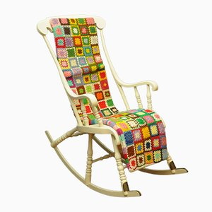 Rocking Chair Mid-Century, Scandinavie