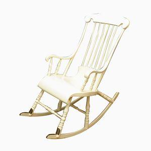 Rocking Chair Mid-Century, Scandinavie