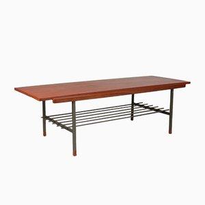 Table Basse à Plateau Réversible de De Ster Gelderland, 1950s