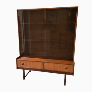 Mid-Century Teak Display Cabinet by Turnidge, 1960s