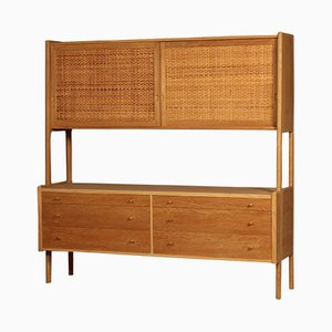 RY 20 Oak Buffet by Hans J. Wegner for Ry Møbelfabrik, 1950s