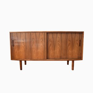 Rosewood Sideboard by Carlo Jensen for Poul Hundevad, 1960s
