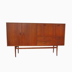 Sideboard aus Teak von Musterring, 1960er