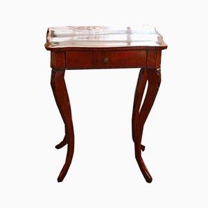 Mesa de costura, década de 1840