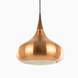 Lámpara colgante Orient Major de Jo Hammerborg para Fog & Mørup, años 70