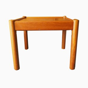 Danish Modern Teak Coffee Table from Domino Mobler, 1960s