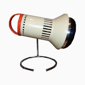 Vintage Industrial Table Lamp, 1970s