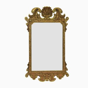 George III Gilt Wood Mirror, 1810s
