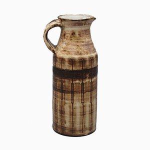 Vase Mid-Century en Céramique par Jacques Pouchain pour Atelier Dieulefit, 1960s