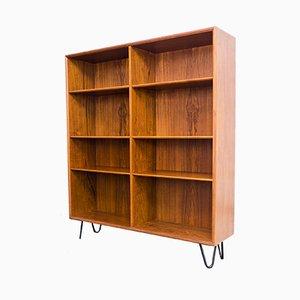 Danish Teak Bookcase from Bjerringbro Møbler, 1960s
