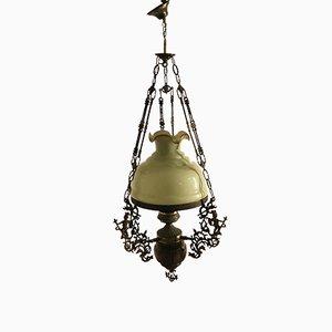 Vintage Bronze Pendant Lamp