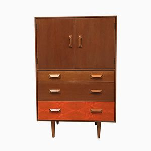 Mid-Century Concord Drawers Cabinet by John & Sylvia Reid for Stag