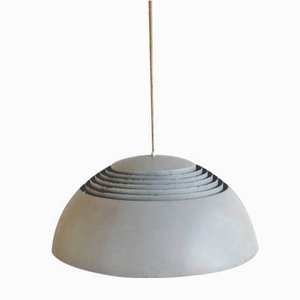 Lampada da soffitto di Arne Jacobsen per Louis Poulsen, anni '50