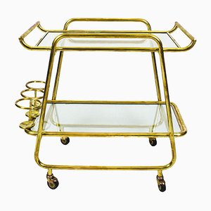 Art Deco Bar Cart, 1930s