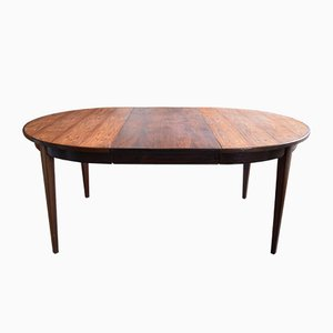 Danish 55 Rosewood Dining Table from Omann Jun
