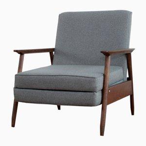 Convertible Chair by Valerija Ema Cukermanienė for Vilniaus Baldų Kombinatas, 1964