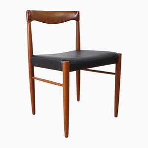 Danish Dining Chair by H.W. Klein for Bramin, 1960s