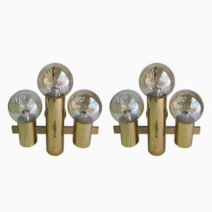 Wall Lamps by Hans Agne Jakobsson for Hans-agne Jakobsson AB Markaryd, Set of 2