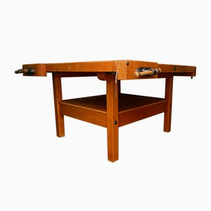 Square-Shaped Worktable from Ulmia, 1960s