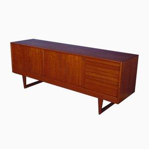 Sideboard aus Teak von Kurt Østervig für KP Møbler, 1950er