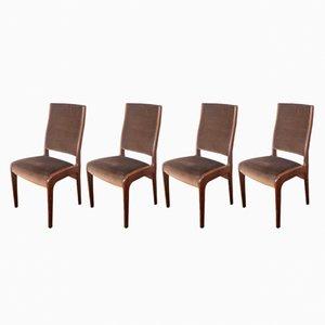 Esszimmerstühle von G-Plan, 1970er, 4er Set