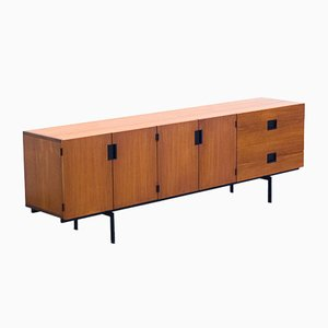 Mid-Century Veneered Teak Sideboard by Cees Braakman for Pastoe