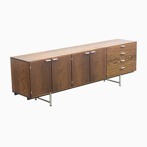 Vintage Veneered Wengé Sideboard by Cees Braakman for Pastoe